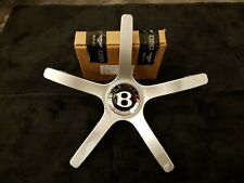 Bentley Continental Twin Spoke 20 Inch Wheel Hub Cap