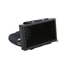 Flash Honeycomb Grid Spot Filter for Canon Nikon Yongnuo Sony Speedlight Black
