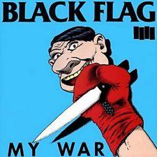 """BLACK FLAG 'My War LP henry rollins band minor threat 7"""" husker du hardcore SST"""