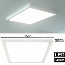 DEL Panneau Lampe Mur Plafond éclairage murale éclairage 1200 Lm Blanc 30x30 cm d42-5