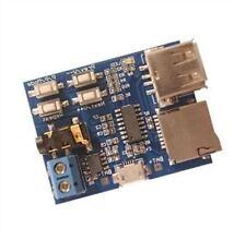 MP3 Format Decoder Board Decoding Audio Player Module Tf Card U Disk Amplifie xg