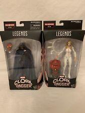 Marvel Legends Cloak and Dagger Figures