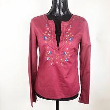 Abercrombie & Fitch Women's Medium Cotton Shirt