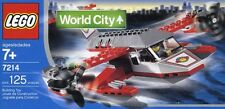 Lego Town World City 7214 Waterplane  NEW SEALED Harbor Aircraft