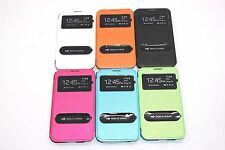 Samsung Galaxy Note 2 View Flip Pu Leather Case 6 Pack Combo