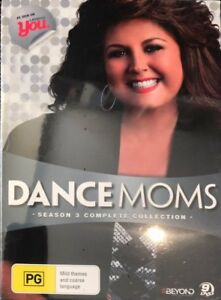 DANCE MOMS - The Complete Season 3 : NEW DVD Box Set