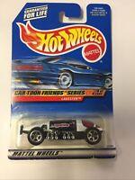 Snack Time Series // Alan/'s 2000 Hot Wheels MONTE CARLO CONCEPT CAR #015