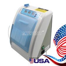 Dental Automatic Handpiece Lubrication System Maintenance Oil Lubricator UPS!