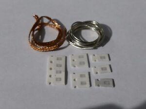 13pc LG Power Repair Kit EAY60912401 EAX61415301 42PJ250 repairs clicking noise