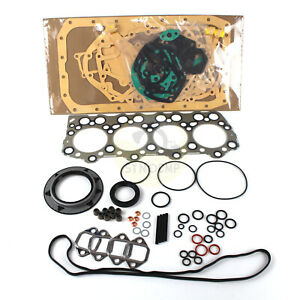 4D30 Engine Overhaul Gasket Kit For MITSUBISHI FUSO CANTER FB 3.3L