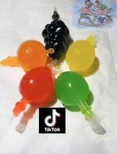 *SHIPS FAST* Dely-Gely TIK-TOK Fruit Jelly Fruit-Licious CANDY - 5 Piece Sample