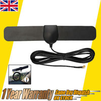 For Kenwood JVC Sony Alpine Car Radio Stereo Glass Amplified DAB Aerial Antenna