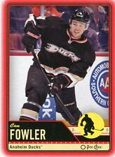 12/13 O-Pee-Chee Red Parallel #191 Cam Fowler