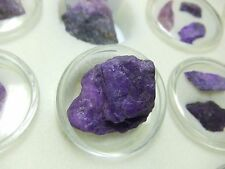 Scarce 41.5ct Purple Sugilite South Africa Natural Rough Uncut Unheated 8.3g