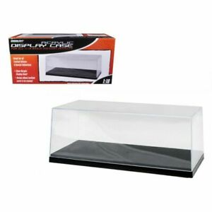 Greenlight Acrylic Display Show Case with Plastic Base For 1:18 Scale Cars