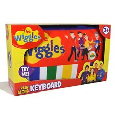 WIGGLES PLUSH KEYBOARD WITH SOUND KIDS PRETEND PLAY SOFT TOY **FREE DELIVERY**
