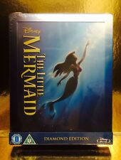 STEELBOOK Blu-ray THE LITTLE MERMAID [ Edition Limitee  ]