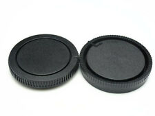 Body And Rear Lens Caps For Sony A Mount / Minolta Mount UK Seller