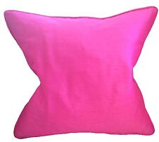 Unbranded Faux Silk Modern Decorative Cushions