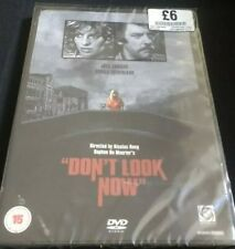 Don't look now - brand new sealed packaging rated 15 - DVD