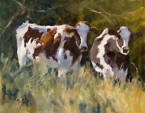 'CURIOSITY' Original Oil Painting by Award Winning Artist ROS PSAKIS