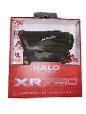 Halo - XR 750 - Laser Rangefinder - 6x Magnification