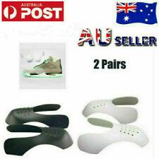 2 Pair Sneaker Shields Force Fields Sneaker Decreaser Shoe Anti Crease Shield AU