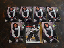 1993 Classic Four-Sport Hockey---McDonald's---Manon Rheaume---Lot Of 7---NrMt