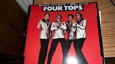 "FOUR TOPS / BACK WHERE I BELONG 12"" LP"