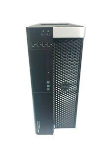 Dell Precision T7810 Intel Xeon E5-2609 v4 12 Cores 32GB RAM 1TB SSD 2TB HDD