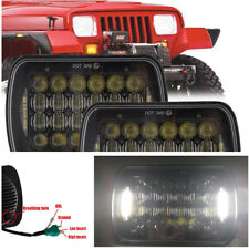 6500K Waterproof Extremly Bright LED Car/Off-road/Engineering Vehicle Headlight
