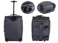 JCB mit Rollen Reisetasche Leicht Flug kabine-koffer Handgepäck Reisetasche
