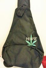 Hempz Black Motorcycle Riding Bag - Great to use when riding your Harley!!!