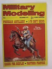 Military Modelling Magazine - December 1975