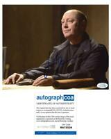 "James Spader ""The Blacklist"" AUTOGRAPH Signed 8x10 Photo J ACOA"