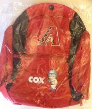 Diamondbacks Mlb Baseball School Backpack