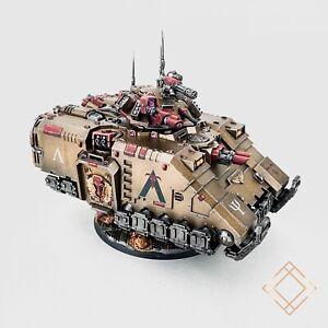 Warhammer 40k Minotaurs - Painted Primaris Repulsor - BoxedUp