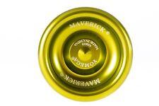 Yomega Maverick Moss Green Yo Yo + 3 FREE NEON STRINGS YELL/ORG/GREEN Brand New