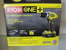 Ryobi P1811 5 piece kit