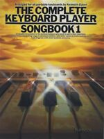 The Complete Keyboard Player Songbook 1 Sheet Music Book