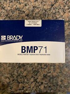 BRADY M71-7-423 Label Cartridge, White, Labels/Roll: 500