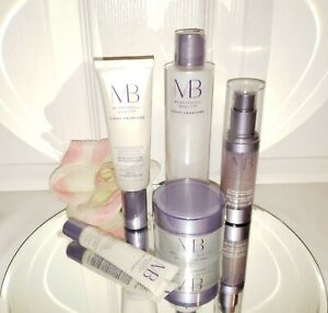 Meaningful Beauty 5pc Set Kit 90days Cleanser Treatment Day Eye Night Cream