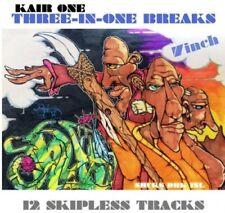 """KAIR ONE Three-In-One Breaks 7"""" NEW VINYL  skipless portablist"""