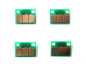4x Toner Chip for Konica Minolta Bizhub C224 C284 C364 C454 C554 TN321K TN321CMY