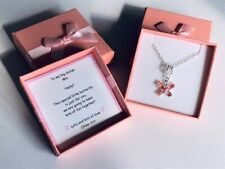Personalised Big Sister, Little Sister, Little Brother, Newborn, Necklace gift