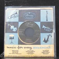 "Sarah Vaughan - Eternally / You're My Baby 7"" VG+ 71562X45 USA 1960 Mono"