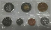 1999 Canada Mint Set- Proof Like- Uncirculated Coin Set