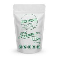 DISCOUNTED Vitamin C (Ascorbic Acid) | 100% Pure Powder | Non GMO & Antioxidant