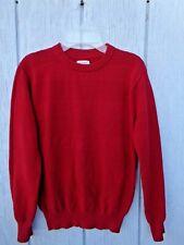Cat & Jack Boys clothes Sweater T-shirt Coat Long-Sleeve 12-14 Large Red Jacket