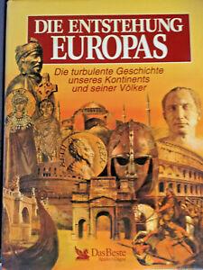 Die Entstehung EUROPAs, super Sachbuch